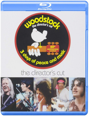 Woodstock - Director's Cut Blu-Ray