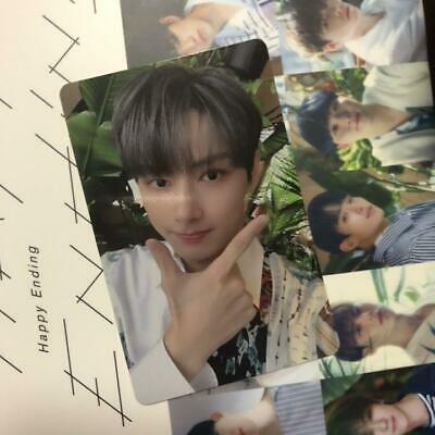 SEVENTEEN 1 st single Happy Ending JUN official photocard Carat ver.