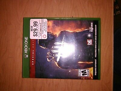 Dead by Daylight (Microsoft Xbox One, 2017) PERFECT CONDITION