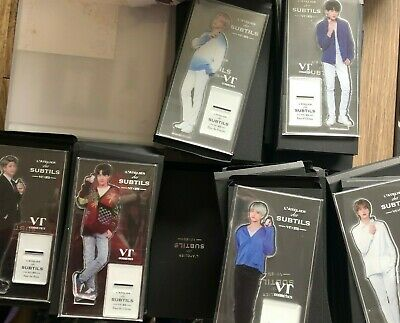BTS VT L'atelier Perfume Standee POP UP only RARE
