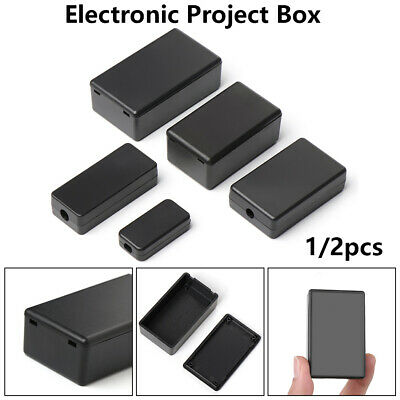 Instrument Case Enclosure Boxes Electronic Project Box Waterproof Cover Project