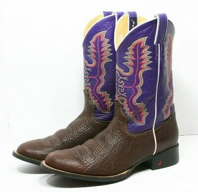 546b6ee5d72 MEN'S JUSTIN W/P George Strait Rubber Sole SQ-Toe GS9050 Boot FREE ...