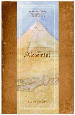 The Alchemist - Gift Edition by Paulo Coelho  HARDCOVER  2006