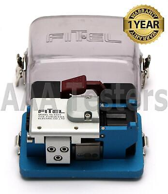 FiTeL S323 High Precision Fiber Optic Cleaver S-323