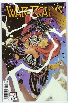 War Of The Realms # 6 Terry Dodson Variant Cover NM Marvel