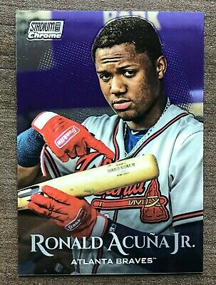 2019 Topps Stadium Club Base Chrome Cards ~ Pick your Card