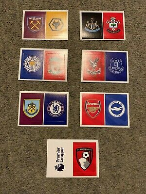 PANINI Premier league TABLOID. Loose stickers, pick 10 from list.