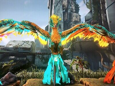 ARK SURVIVAL EVOLVED xbox one Pve Blue And Cyan Allo Eggs - $8 00