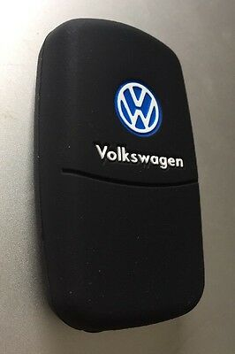 VW Volkswagen 2 Button Key Cover T5 T6 Golf Bora T4 Transporter