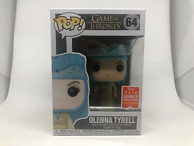 Funko Pop! Olenna Tyrell 64 Game of Thrones 2018 SDCC Exclusive FREE SHIP!