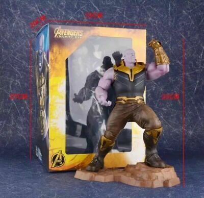 Marvel Avengers Infinity War Thanos 1/10 Scale PVC Figure Statue New In Box