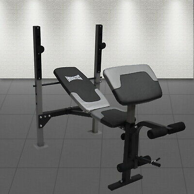 Energetics Multi-Function Weight Bench Press - Fitness Exercise Bench Home Gym
