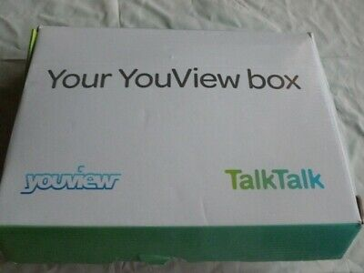 TALKTALK Huawei DN360T YOUVIEW FREEVIEW HD digibox with Remote Control