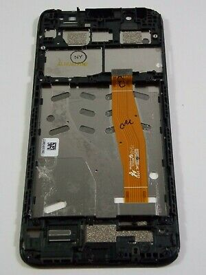 LCD & Cracked Digitizer Revvl 2 5052W T-Mobile Phone OEM Replacement Part #162-C