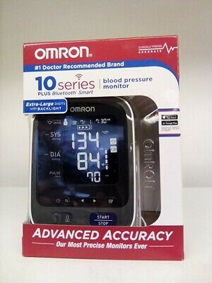 Omron 10 SERIES (BP786) Advanced Accuracy Blood Pressure Monitor Bluetooth