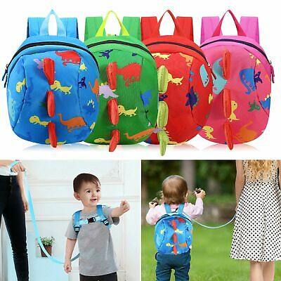 Safety Harness Baby Child Strap Anti Lost Leash Toddler Walking Keeper Backpack