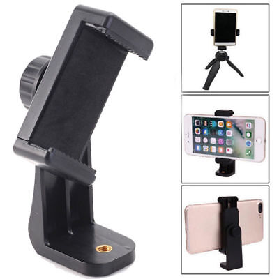 Universal Smartphone Tripod Adapter, Cell Phone Holder Mount Adapter New