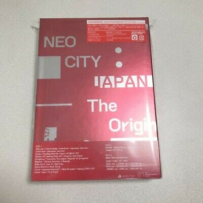 NCT 127 1st Tour NEO CITY JAPAN The Origin  3DVD+PHOTOBOOK Limited