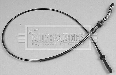FORD ESCORT Mk3 1.3 Accelerator Cable 80 to 86 JPA Throttle B&B 6129816 Quality