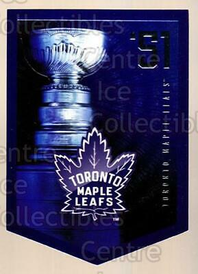 2011-12 Panini Molson Coors Stanley Cup Champions #1951 Toronto Maple Leafs