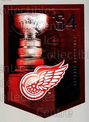 2011-12 Panini Molson Coors Stanley Cup Champions #1954 Detroit Red Wings