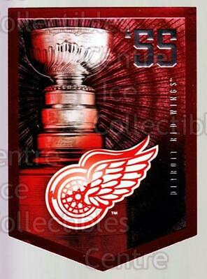 2011-12 Panini Molson Coors Stanley Cup Champions #1955 Detroit Red Wings