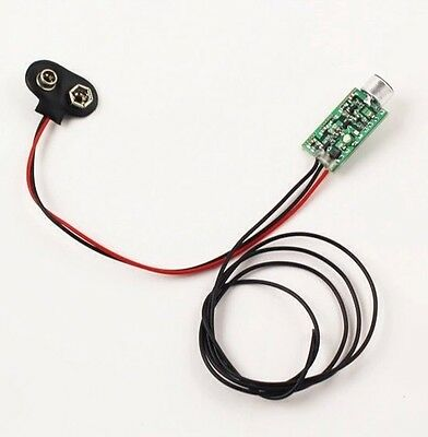 Mini Spy Device Listening Amplified Wireless FM Radio Transmitter (Brand New)