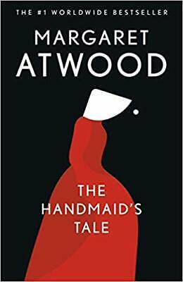 The Handmaid's Tale by Margaret Atwood PAPERBACK 1998
