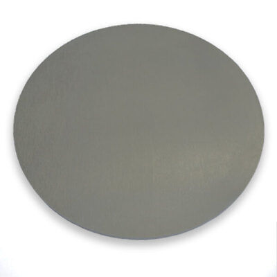 Aluminum Disc - Thick 3mm Anodized Round