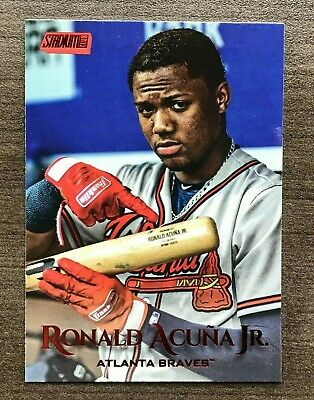 2019 Topps Stadium Club Red Foil Base Cards ~ Pick your Card
