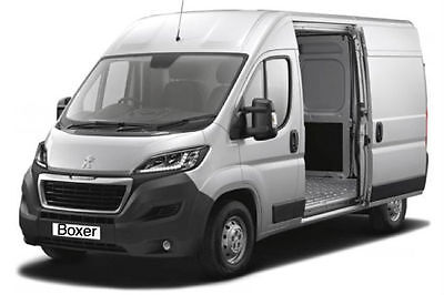 2015 65  Reg PEUGEOT BOXER L3H2 PROFESSIONAL Silver, White or Grey