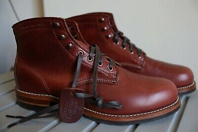 be724448fef WOLVERINE 1000 MILE Evans Boots Size 11.5 - Stone Leather - $51.50 ...