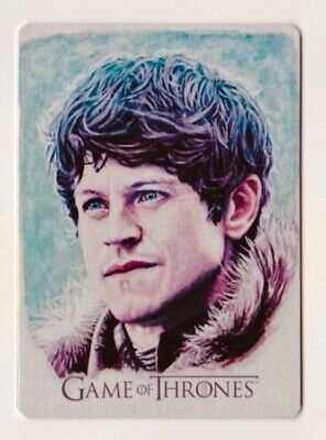 Game of Thrones Inflexions Artifex Metal /25 Ramsay Bolton 2019 Rittenhouse Art