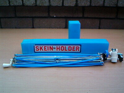 Skein Wool Winding  Holder Made In Japan  In Original Container