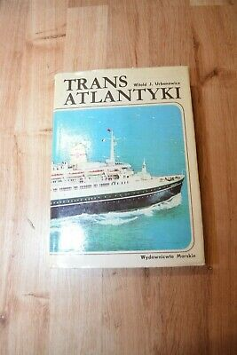 Trans-Atlantic ships book history and technology