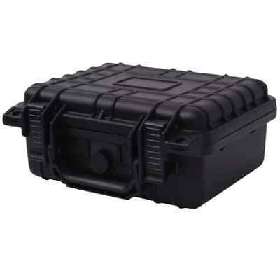 Protective Equipment Case 27x24.6x12.4 cm  Hard Carry Case Plastic Box Camera UK