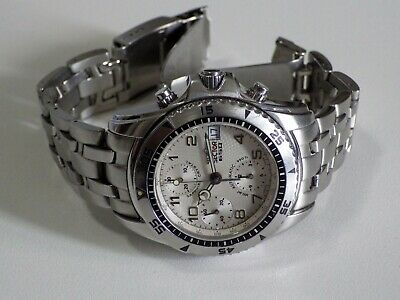 Chronograph Sector 650 Automatic Valjoux 7750, All Stell, Top Quality, 40Mm