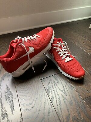 new style 95a83 f614c Nike Air Max 90 Hyperfuse Ultra Solar University Red Infrared White  Sneakers 15