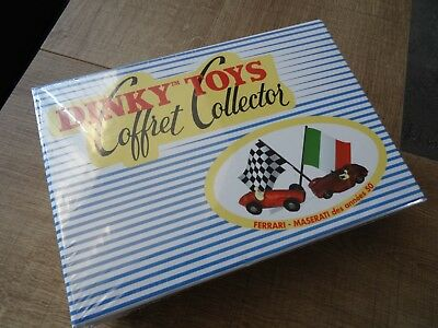 Dinky Toys By Editions Atlas Coffr. Collector Years 50 Ferrari Racing - Maserati