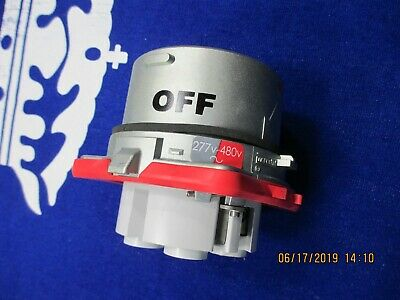 Meltric INLET / PLUG in Box - DS 200 AMP 37-28047-4X-A155 - NEW