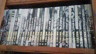 WORLD WAR 2 38 volume set, Time Life Books WW2, WWII VERY GOOD CONDITION