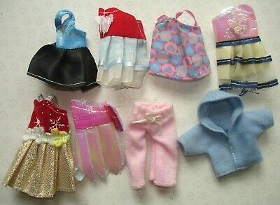 Large Mixed Bundle of Clothes Dresses for Simba & Unbranded Toddler Size Dolls