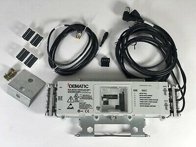 New Dematic Conveyor Dual Motor Controller Dmc K041907Aaa W/ Cables F-Dmc-Acc