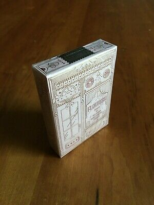 Flourish Playing Cards by Dan and Dave; Art of Play; New Sealed
