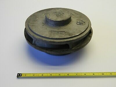 """Franklin Electric 305462056 Water Pump Impeller, Cast Iron, 9"""""""
