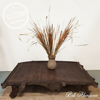 Indian Vintage Trunk Coffee Table - Eco Village Collection