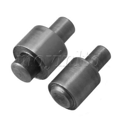 4.2 x 2.4 cm Eyelet Die Mould for 1200# 14mm Electric Punch Tool Silver Black