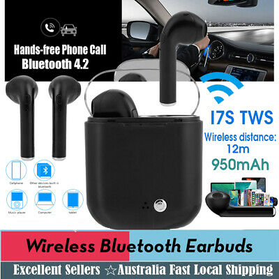 Wireless Bluetooth Earbuds Hands-free Call Wireless Earbuds with Charging Case
