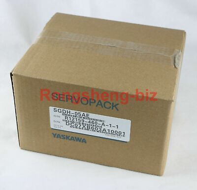 One New In Box YASKAWA SGDH-05AE Servo Drive