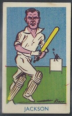 Donaldson-Sports Favourites-#006(488)- *Rare Double Number* - Cricket